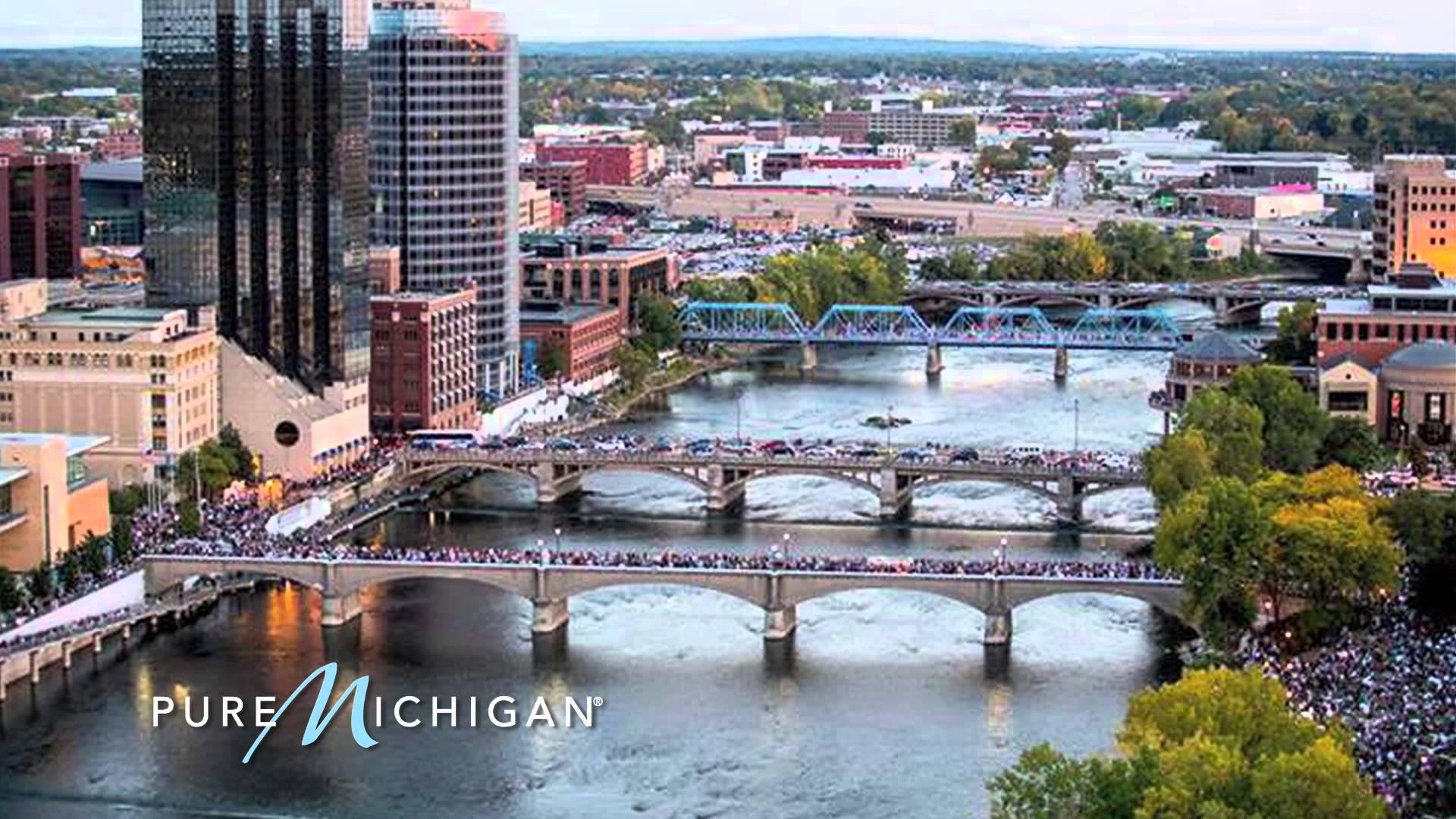 ArtPrize in Grand Rapids Pure Michigan 1920x1080