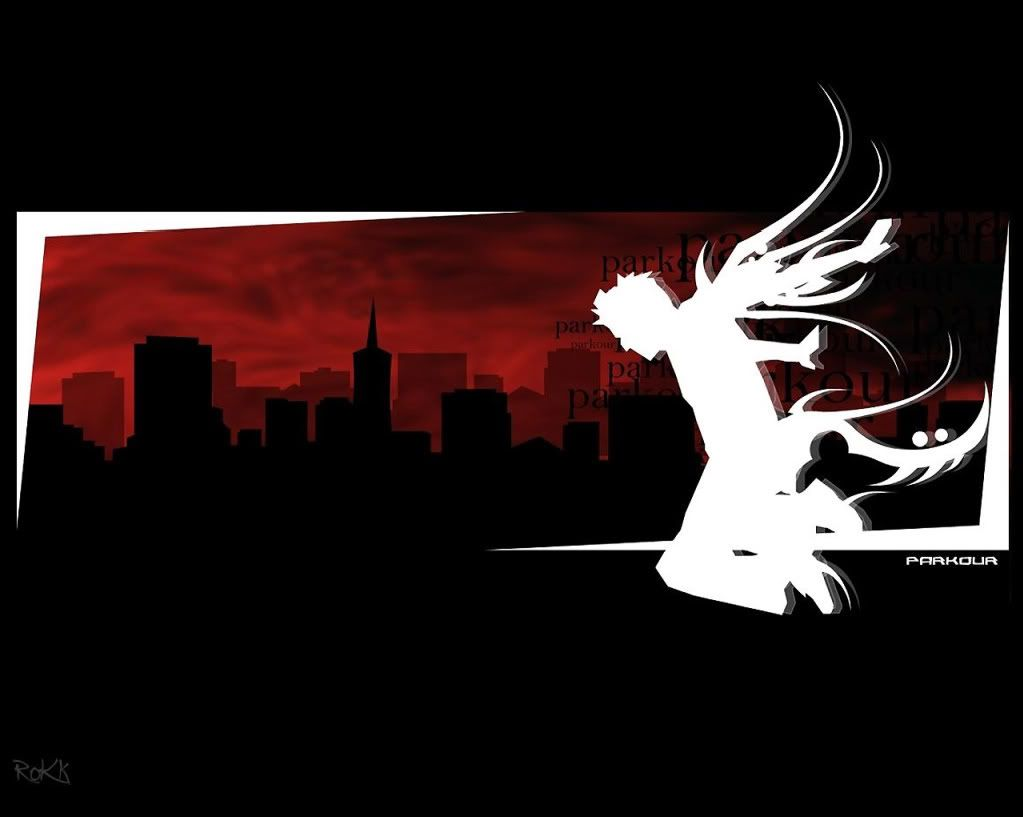 Images Of Parkour Symbol Wallpaper