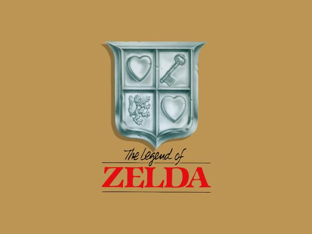 The Legend of Zelda NES wallpaper preview