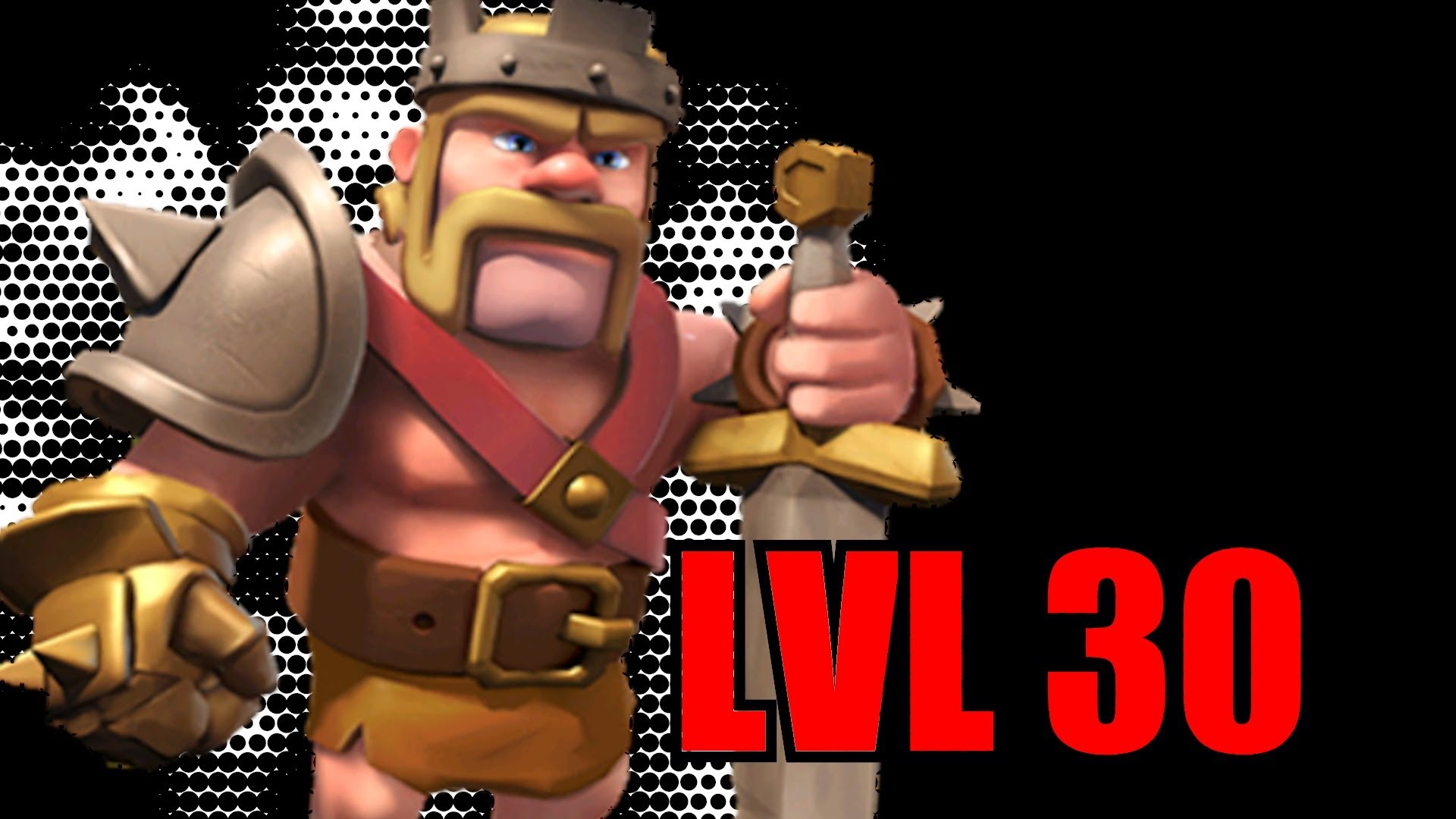 18 Images For   Clash Of Clans Barbarian King And Archer Queen 1920x1080