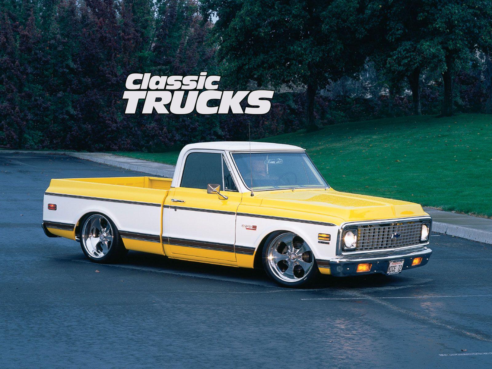 Classic Truck Desktop Wallpapers   Downloads Photo Gallery 1600x1200