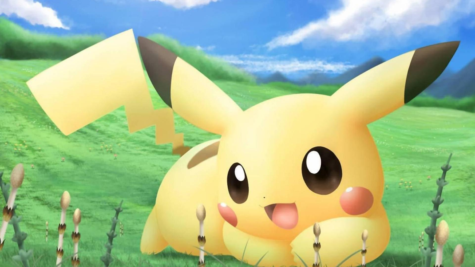 Pikachu   97493   High Quality and Resolution Wallpapers on 1920x1080