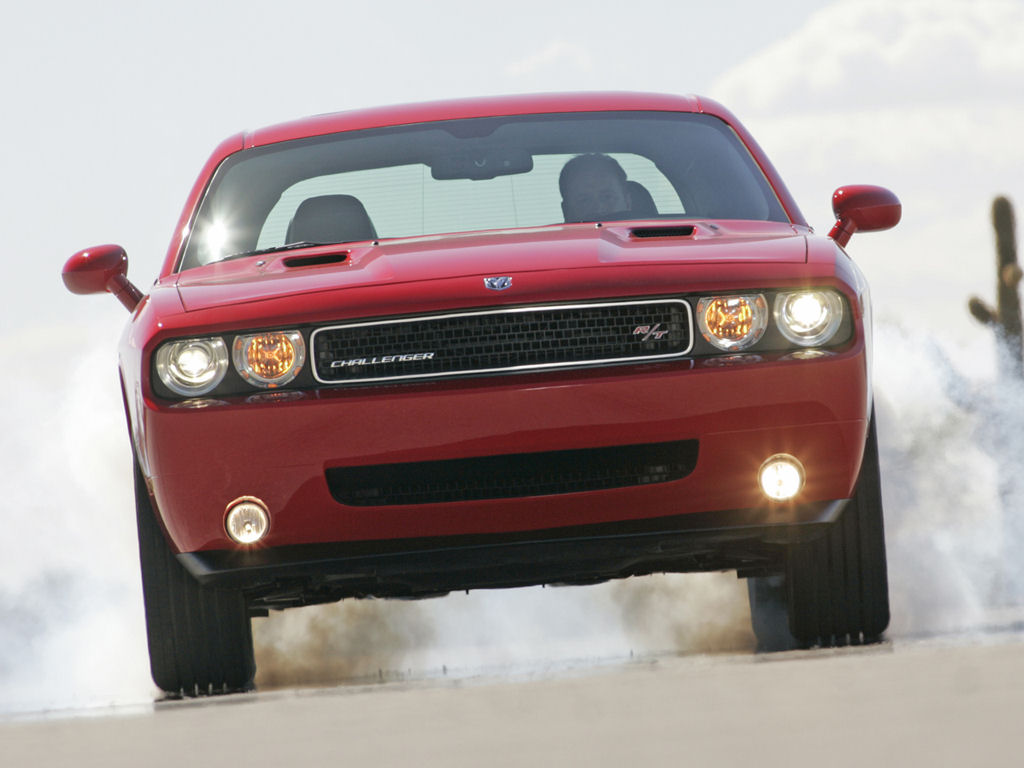 Please right click on the Dodge Challenger wallpaper below and choose 1024x768