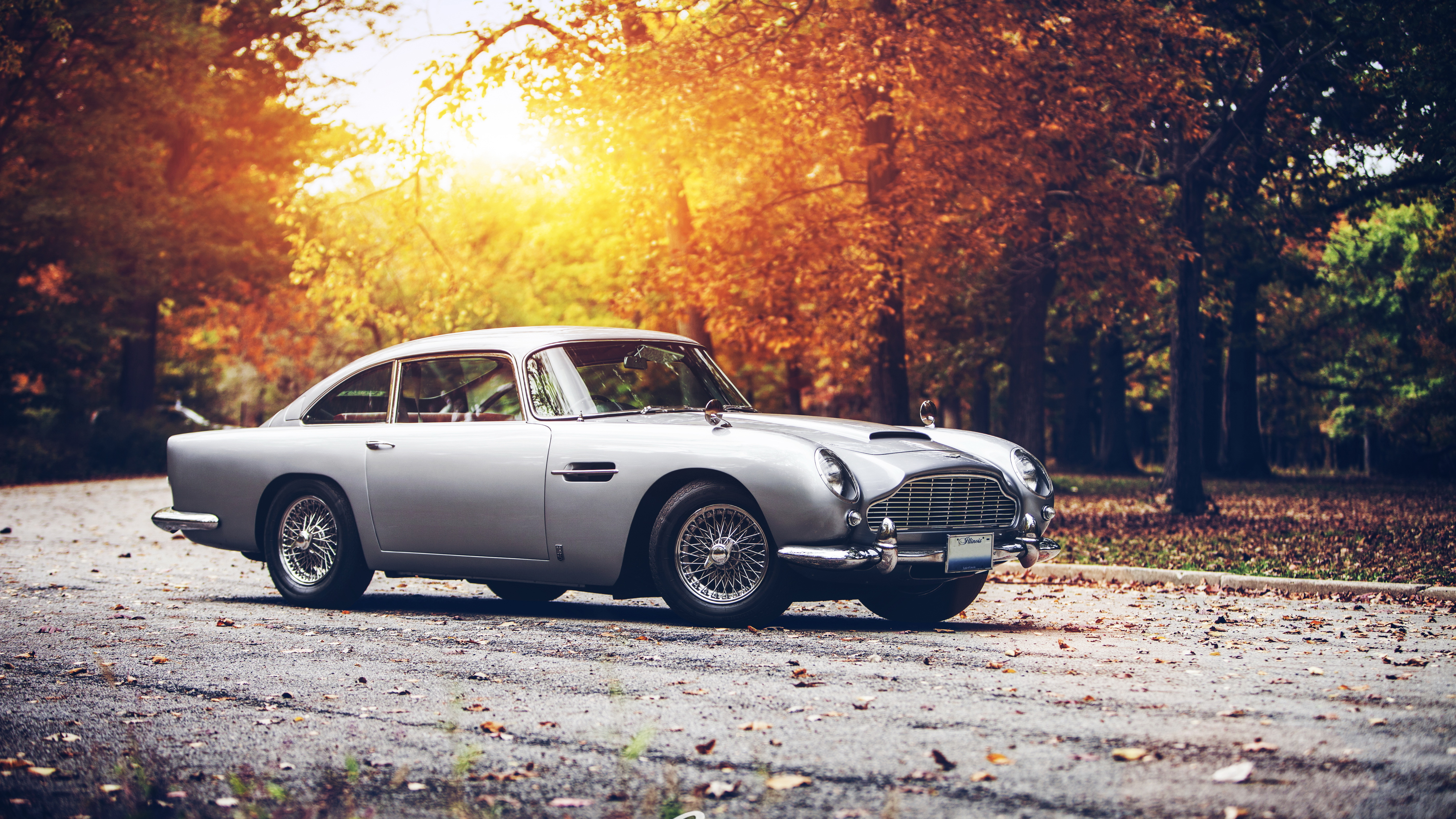 Aston Martin DB5 Wallpapers 26 5616x3159