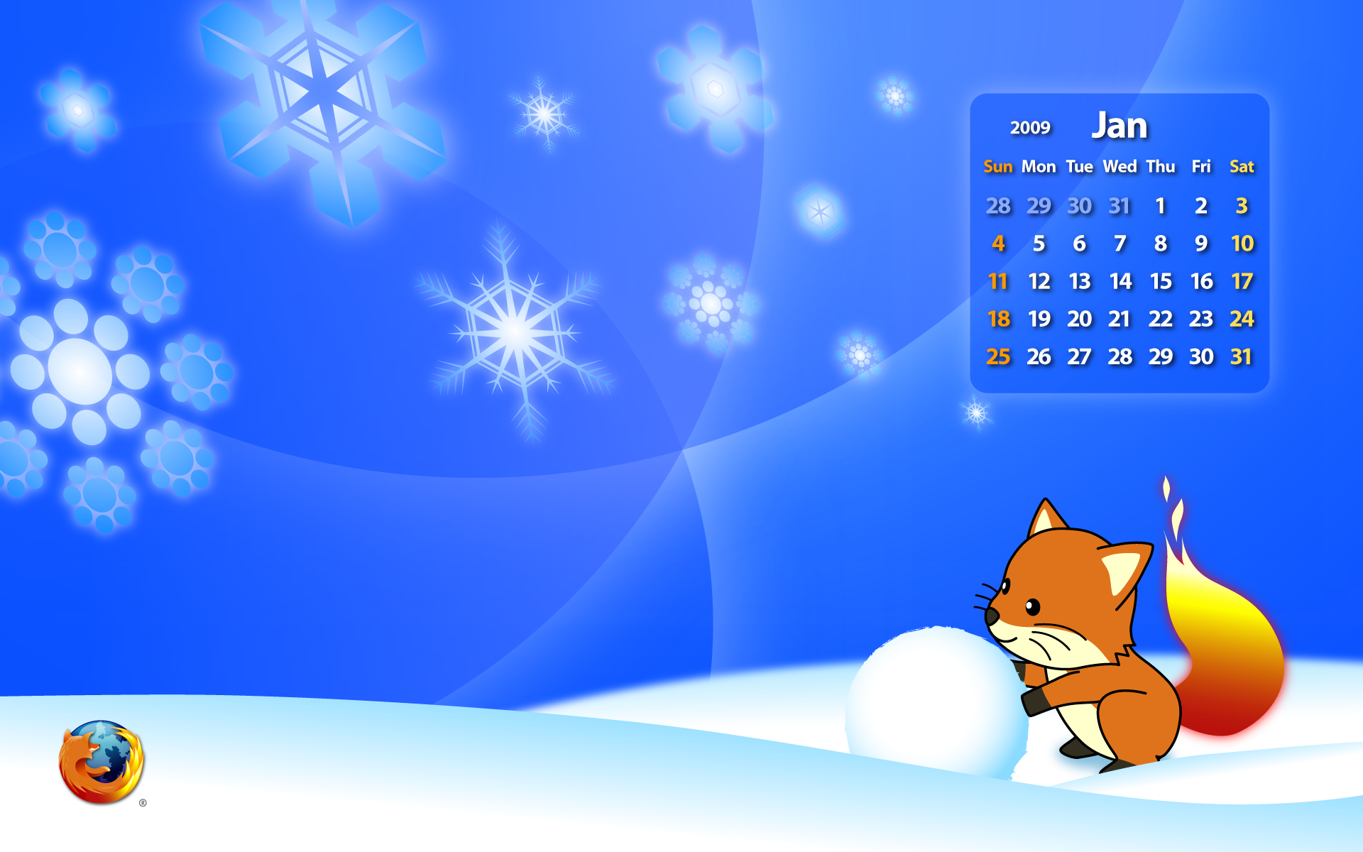 january wallpaper foxkeh sun wallpapers universal 1920x1200