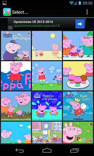 Peppa Pig Cartoon Wallpaper   High Definition Fresh 307x512