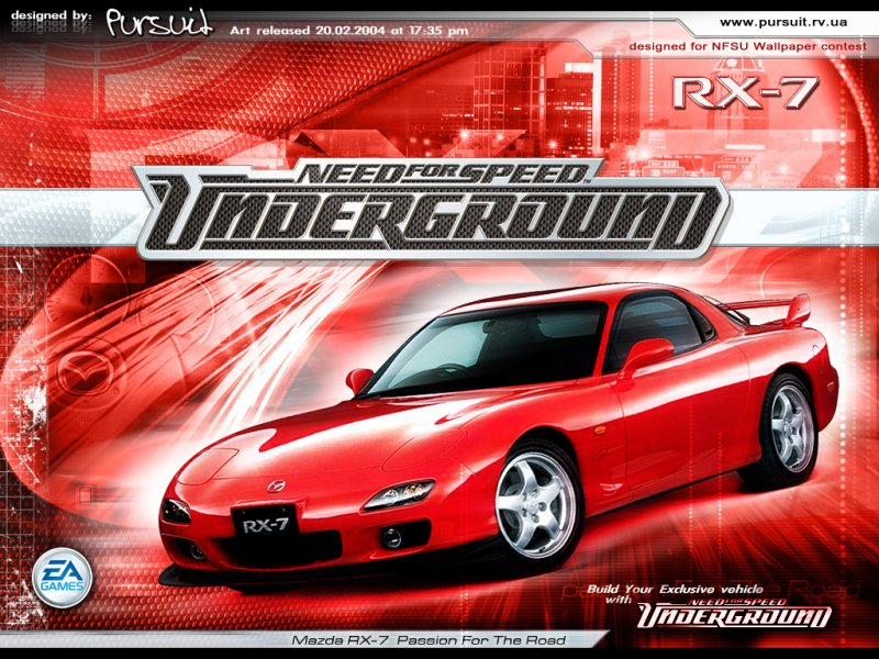 Need for Speed Underground Wallpapers   Need for Speed Underground 800x600