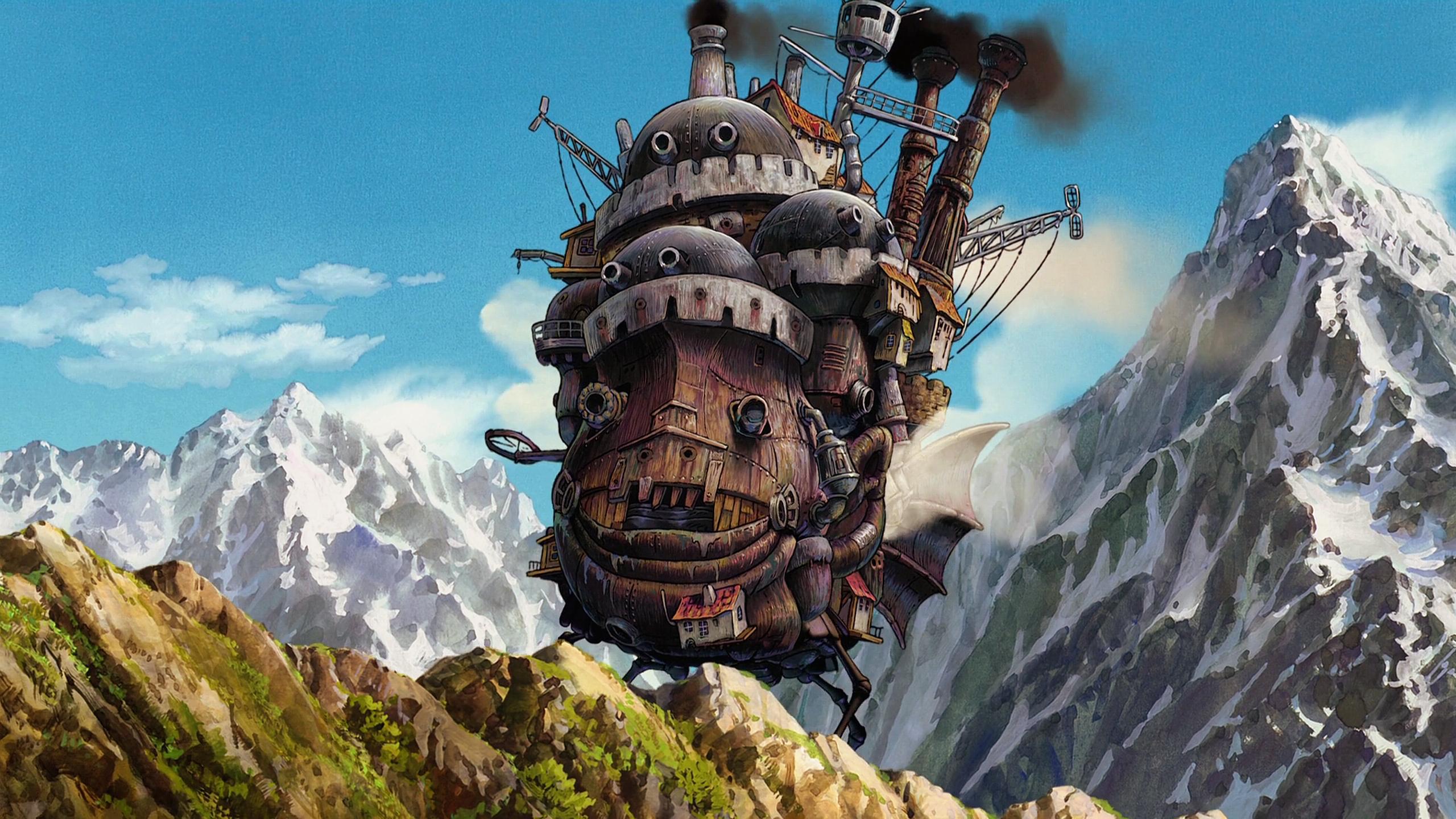 Celebrate The 75th Birthday Of Hayao Miyazaki With These 2560x1440