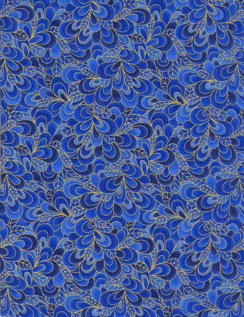 royal blue and gold wallpaper wallpapersafari