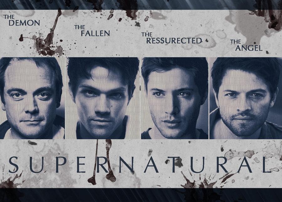 Supernatural Wallpaper Supernatural Supernatural Fan 900x646