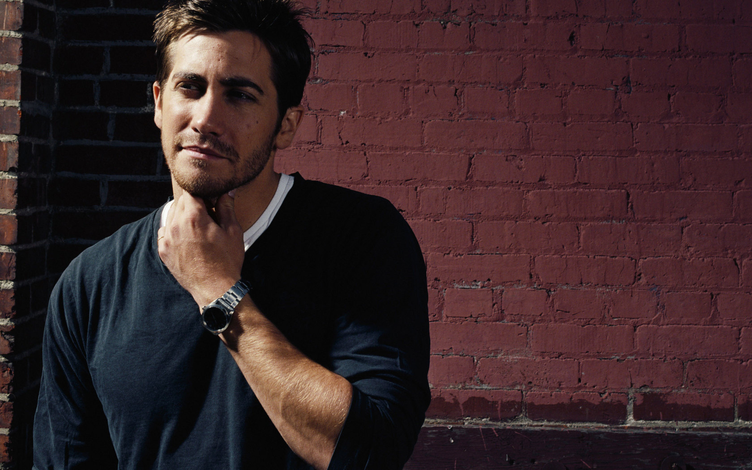 Jake Gyllenhaal Hd Images Wallpaper HD Celebrities 4K Wallpapers 2560x1600