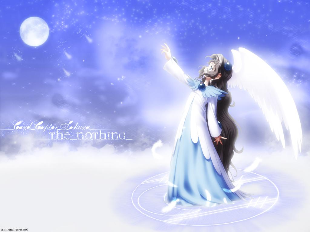 Anime angel wallpaper wallpapersafari - Wallpaper 1024x768 anime ...