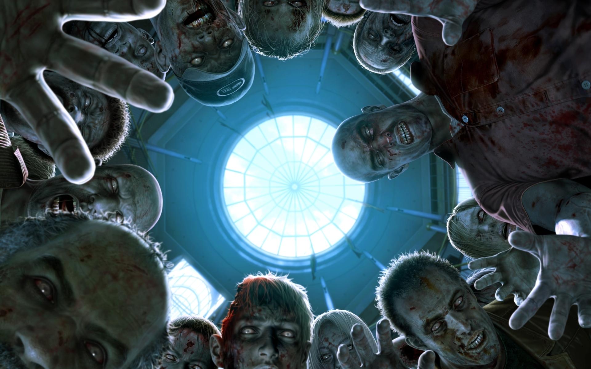 Zombies wallpaper 15327 1920x1200