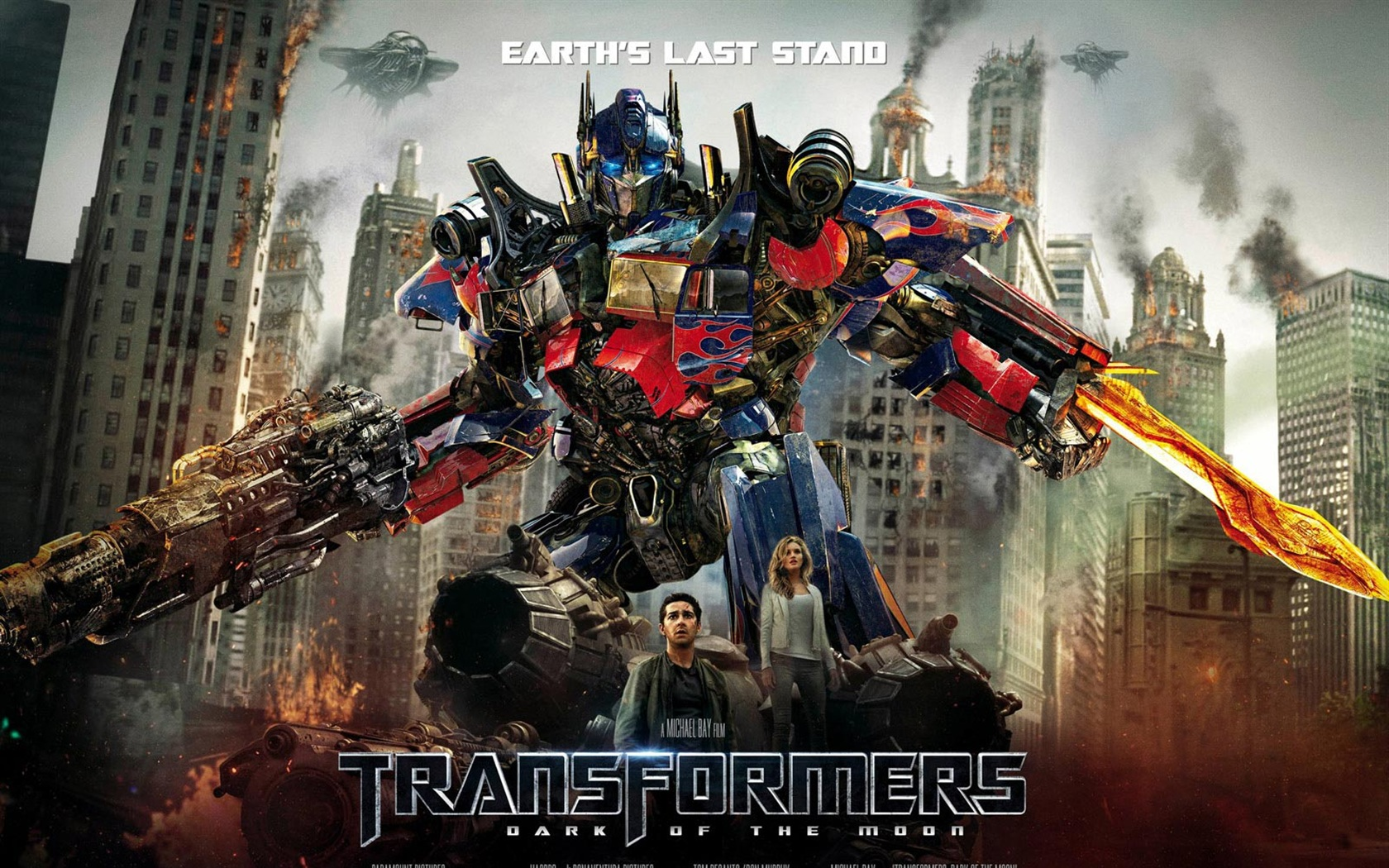 2011 Transformers 3 Wallpapers 16801050 HD Desktop Wallpapers 1680x1050