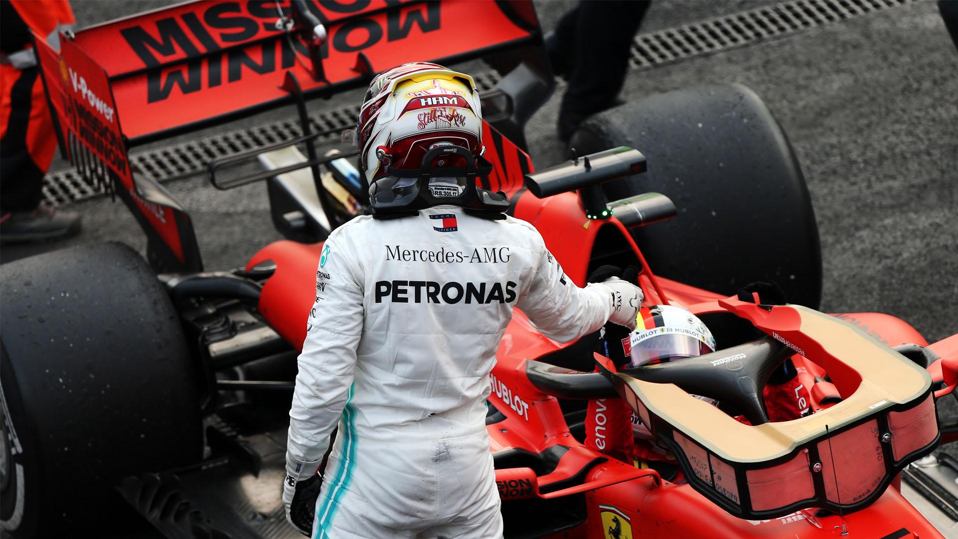 Lewis Hamilton to Ferrari for 2021   Could Ferrari sign Mercedes 1920x1080