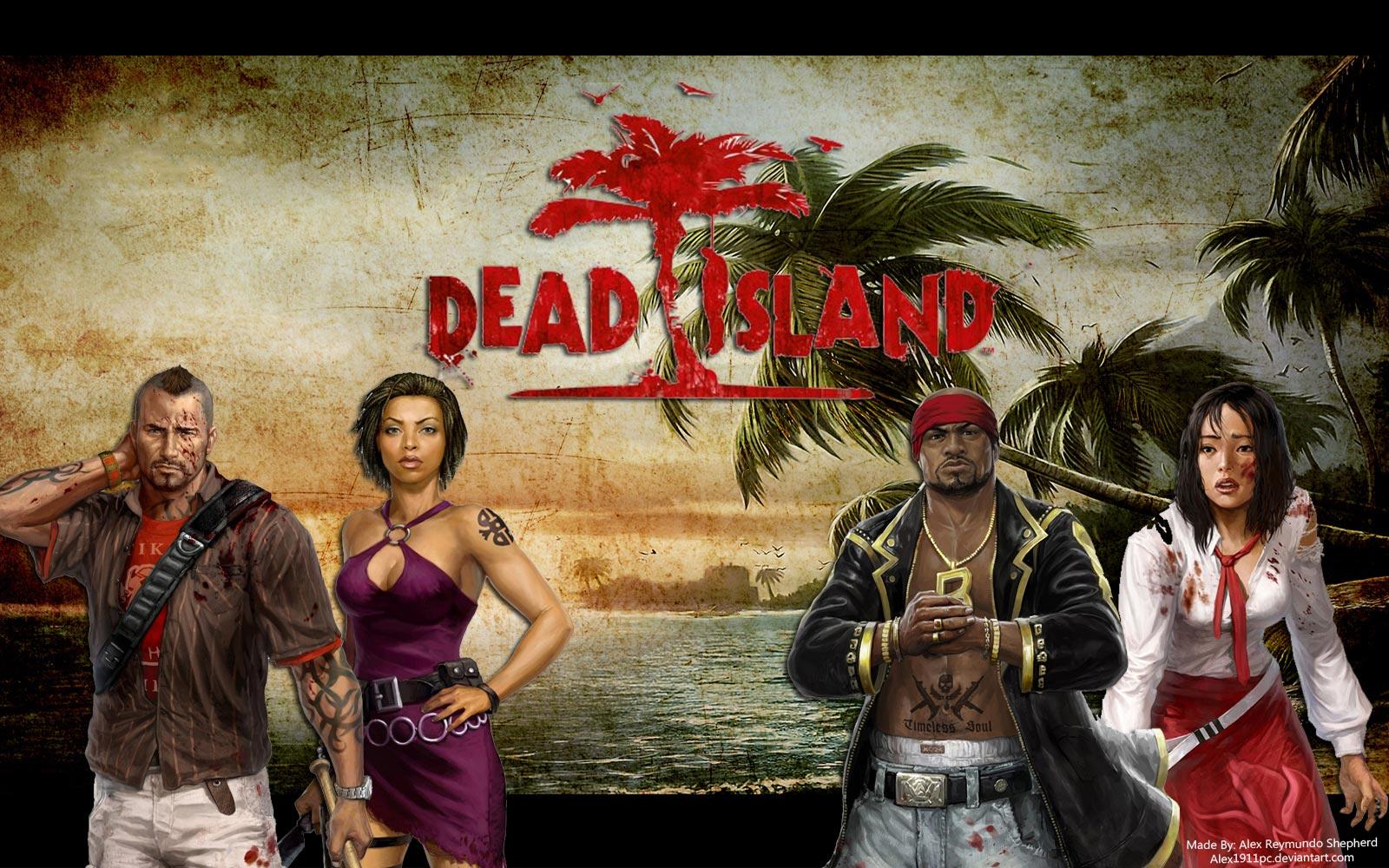 Games Wallpapers - Dead Island 1600x1000 wallpaper