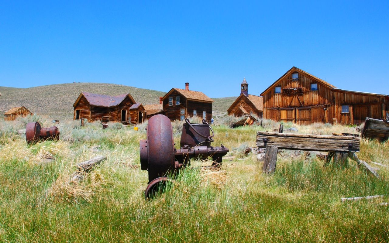 Ghost Town HD Wallpaper Bodie California Ghost Town for 1280 x 1280x800