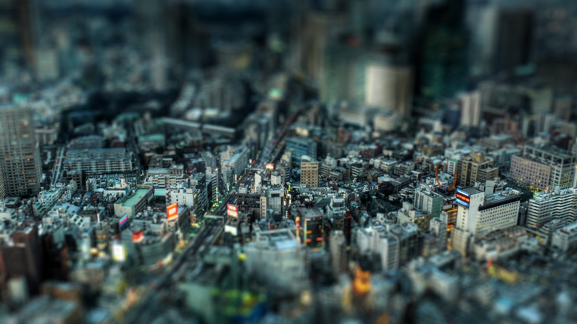3D City Wallpaper - WallpaperSafari
