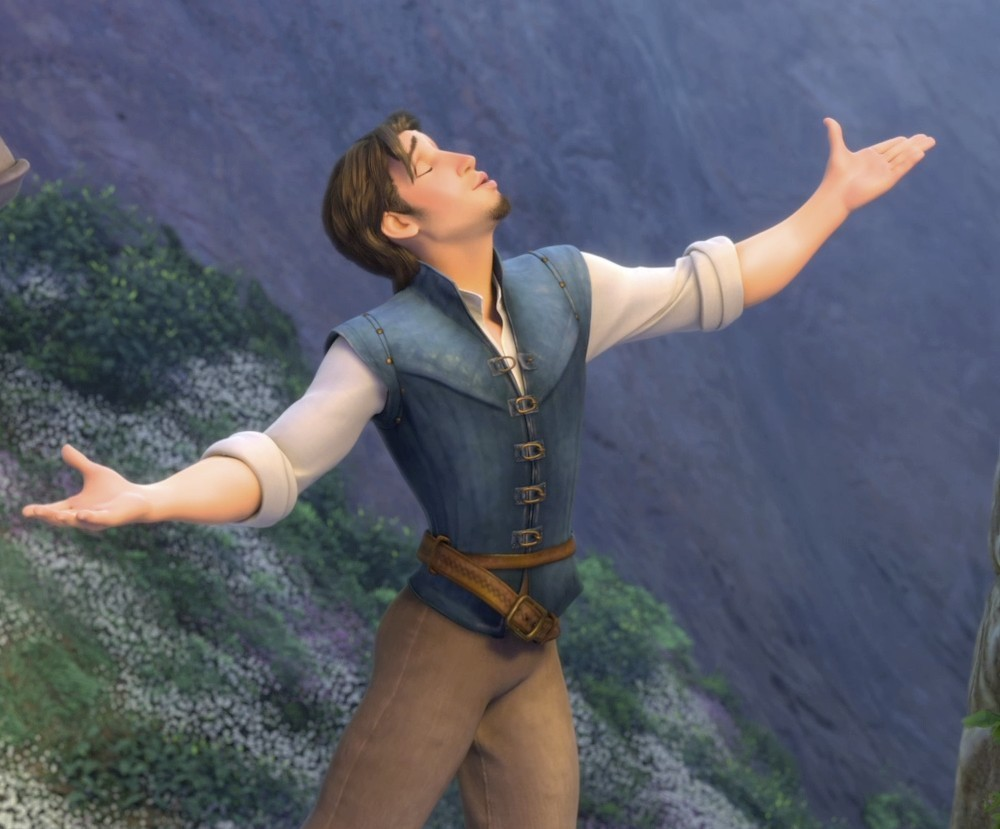 Flynn Rider images Flynn 3 HD wallpaper and background photos 1000x829