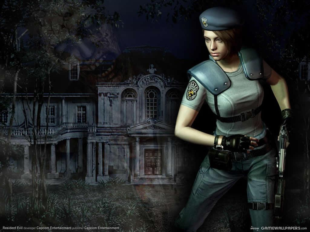 48 Resident Evil 5 Jill Valentine Wallpaper On Wallpapersafari