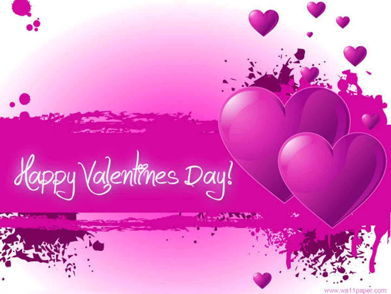 Pink Valentines Background Pink valentine 1440x1080