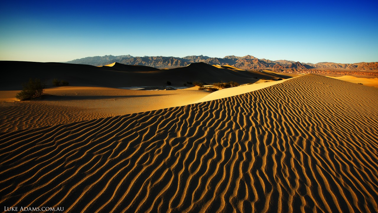 Wallpaper Death Valley 4k 5k wallpaper 8k USA Desert Dunes 1280x720