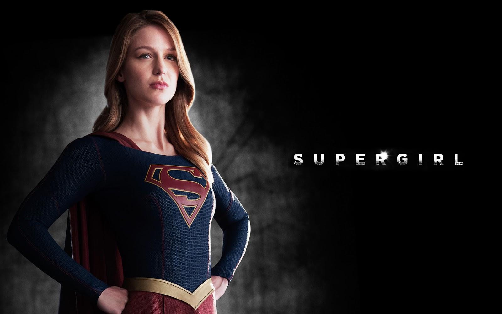 Supergirl TV Show Wallpaper