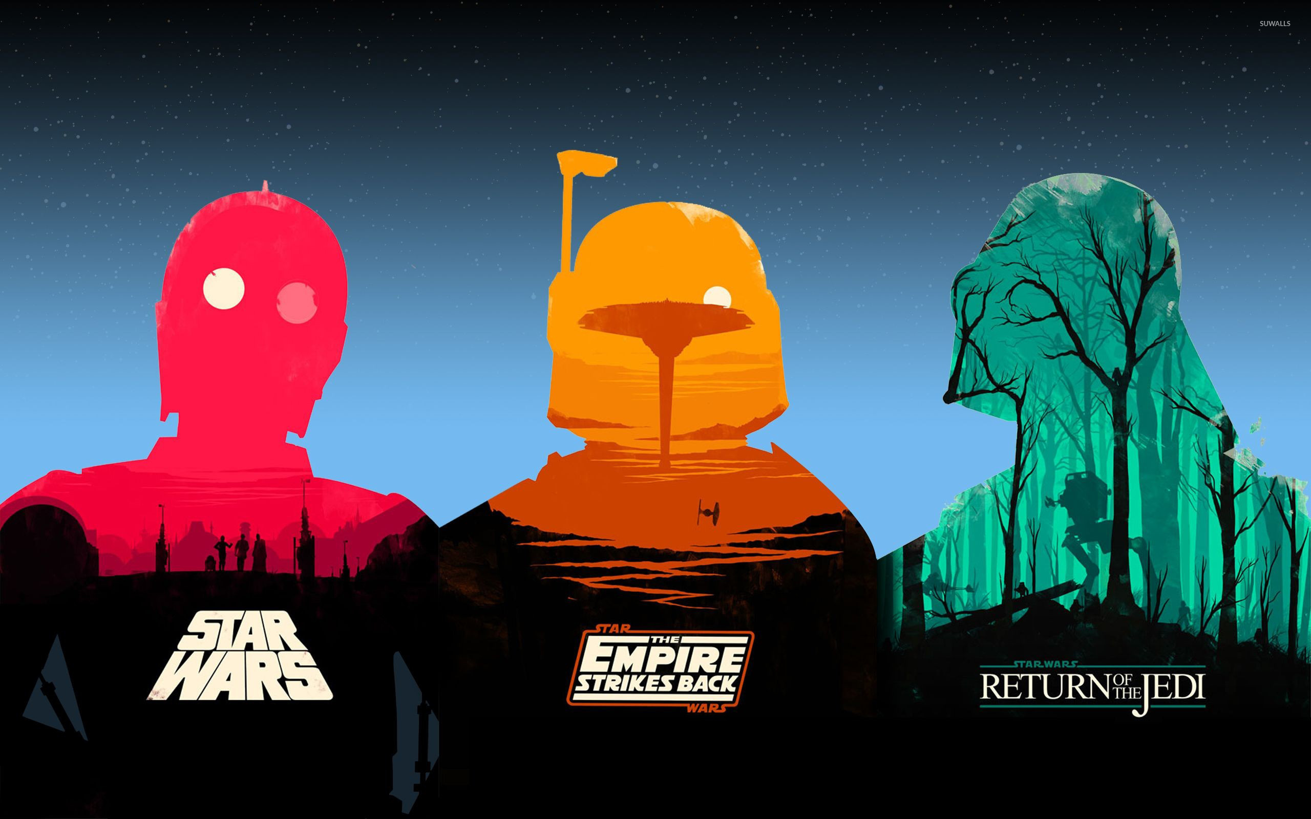 Star Wars poster wallpaper   Movie wallpapers   15176 2560x1600