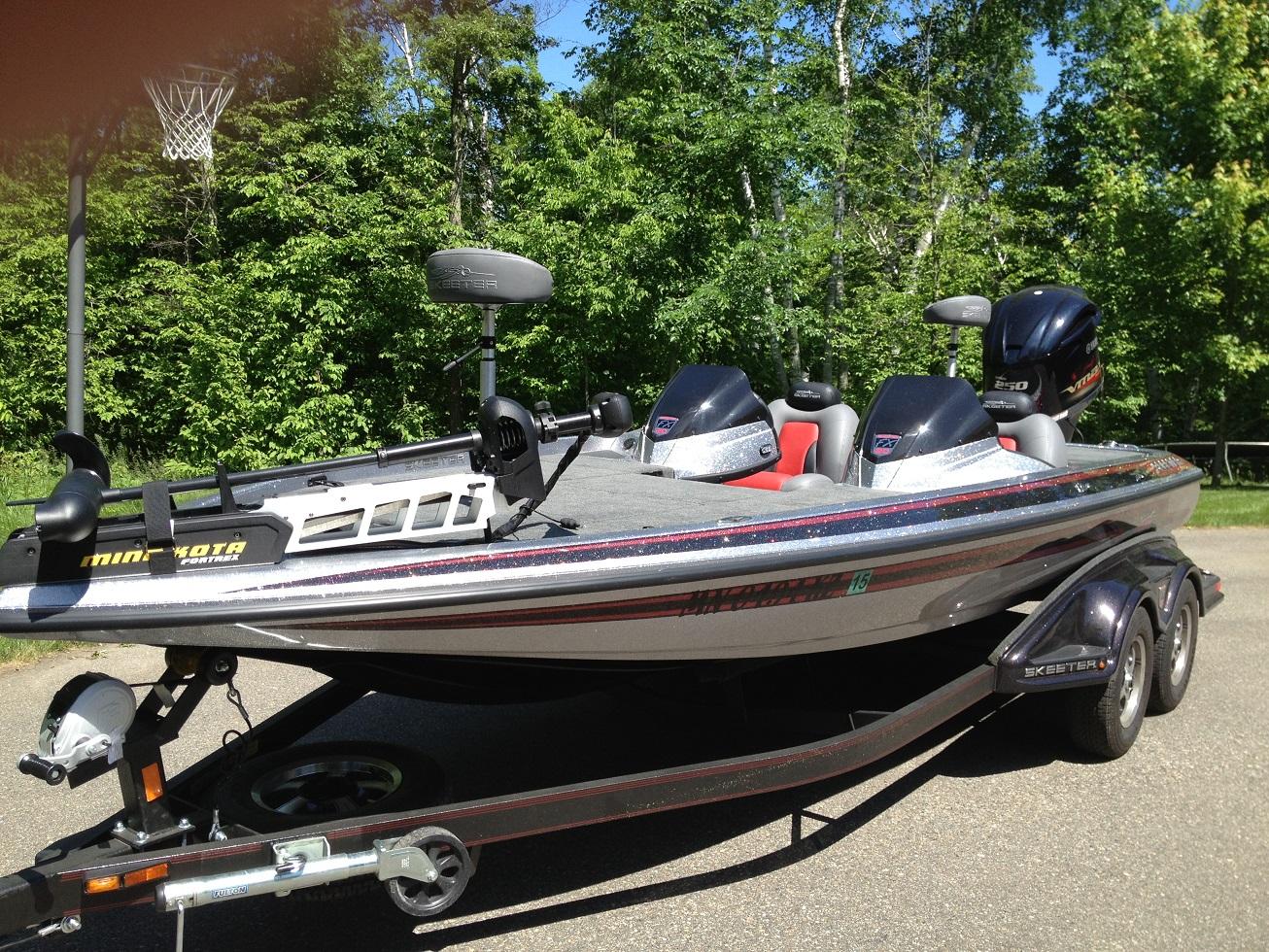 skeeter bass boat for sale - HD1306×980