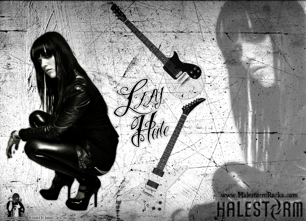 Halestorm Wallpapers 1024x740