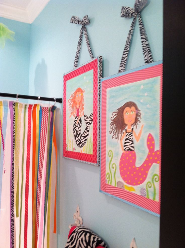 44 Mermaid Wallpaper For The Bathroom On Wallpapersafari
