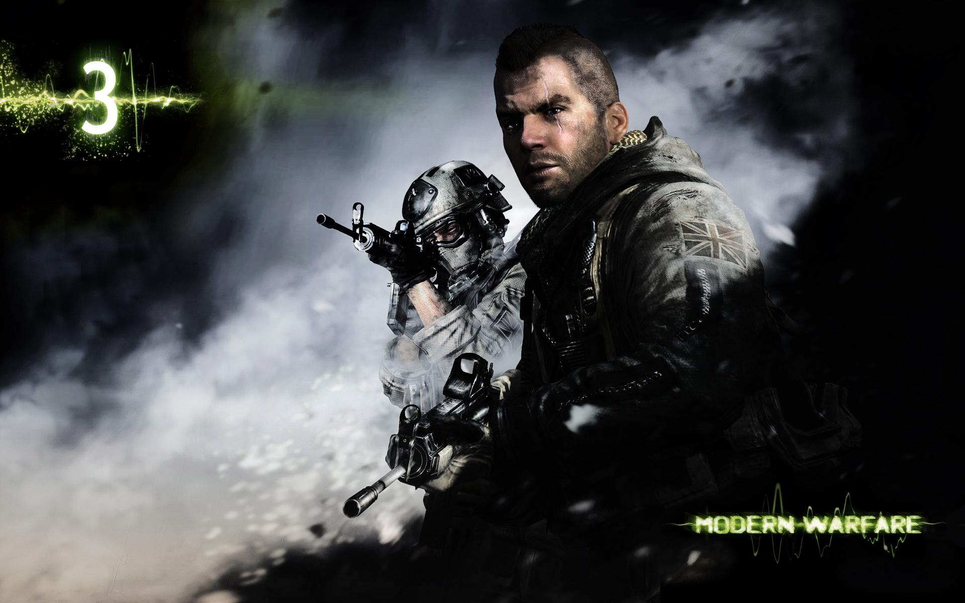 Modern Warfare 3 mw3 wallpapers 1920x1200