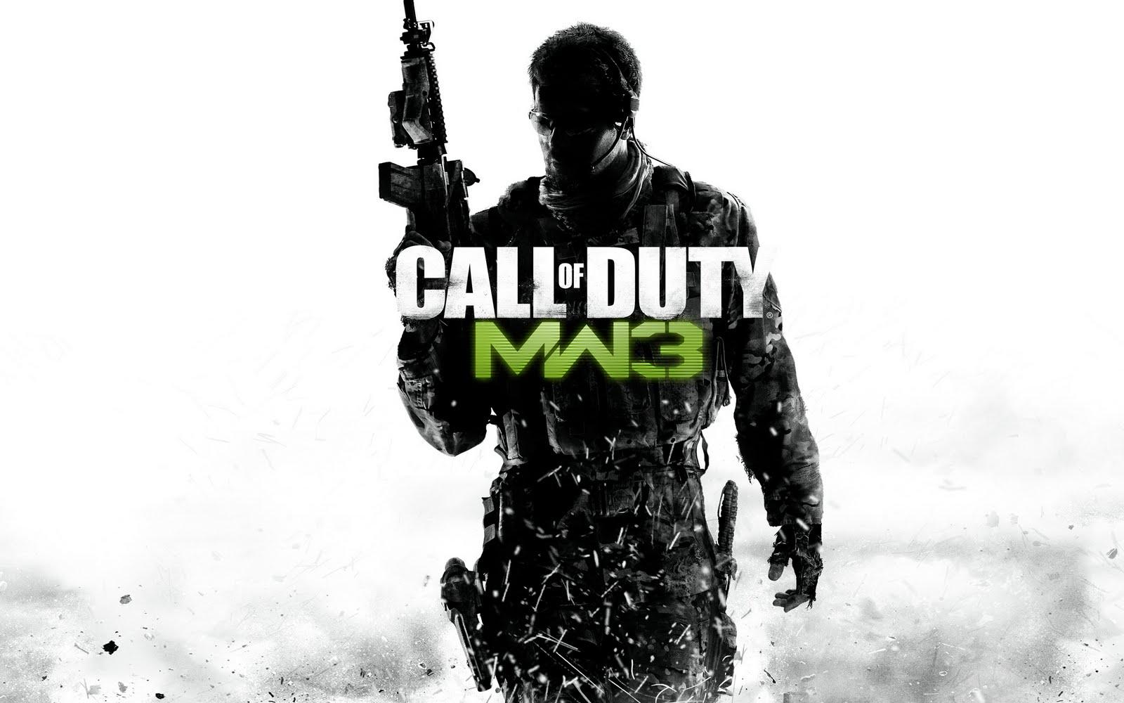 Call Of Duty Modern Warfare 3   HD Game Wallpapers   GamesCay 1600x1000