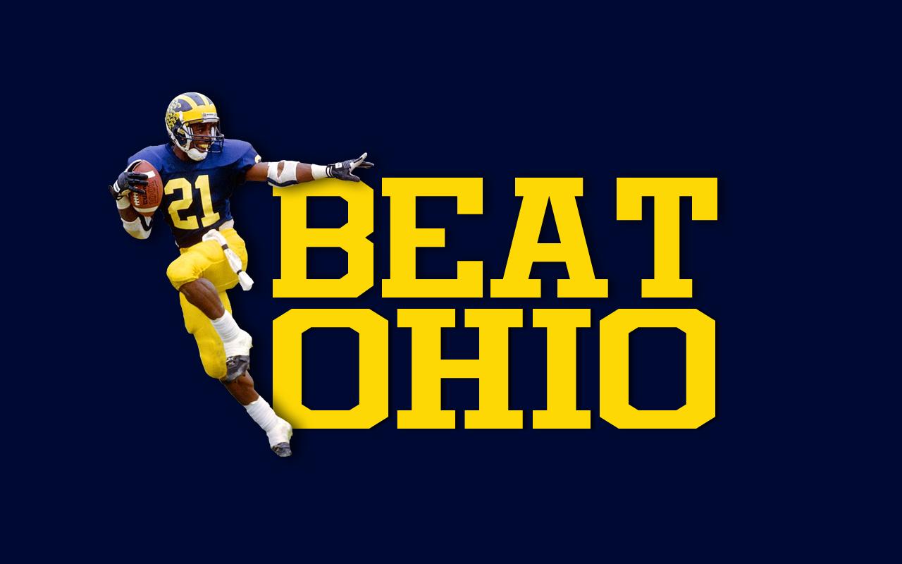 for diehard michigan football fans the annual michigan vs ohio state 1280x800