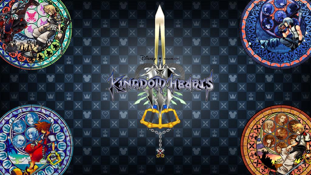 Kingdom Hearts 3 desktop wallpaper by shadowrules15 1024x576