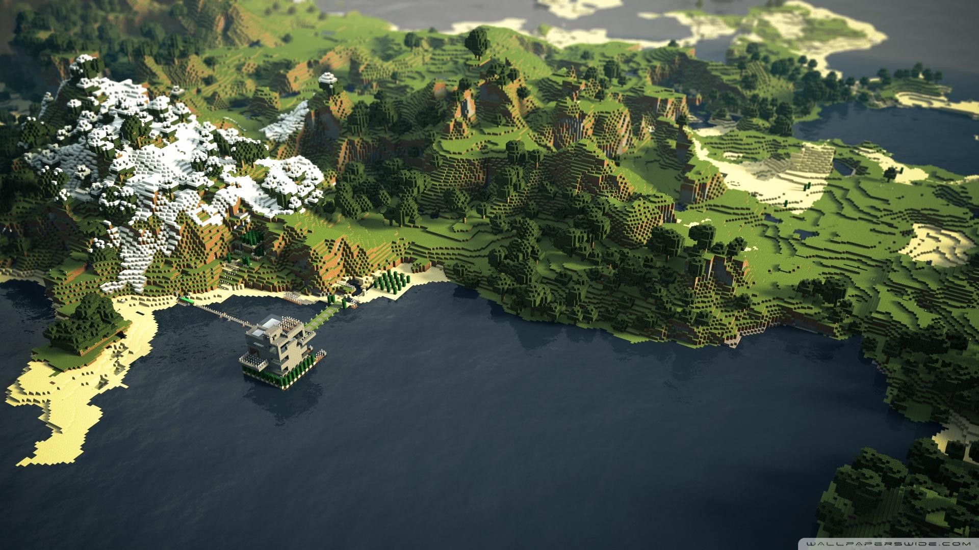 44 Amazing Minecraft Wallpaper On Wallpapersafari