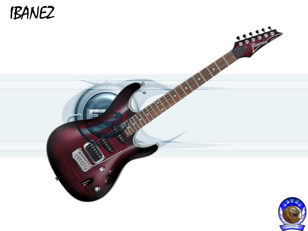 Guitar Ibanez Guitar Wallpaper 1024x768