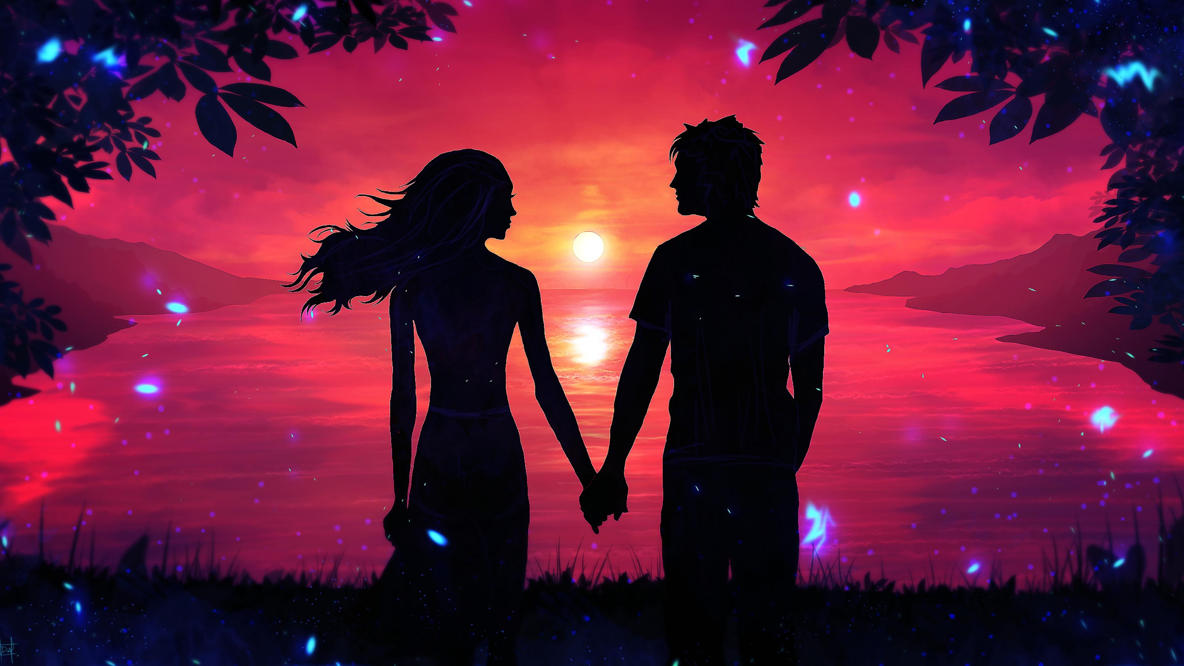 True Lovers Wallpaper 43149   Baltana 3840x2160