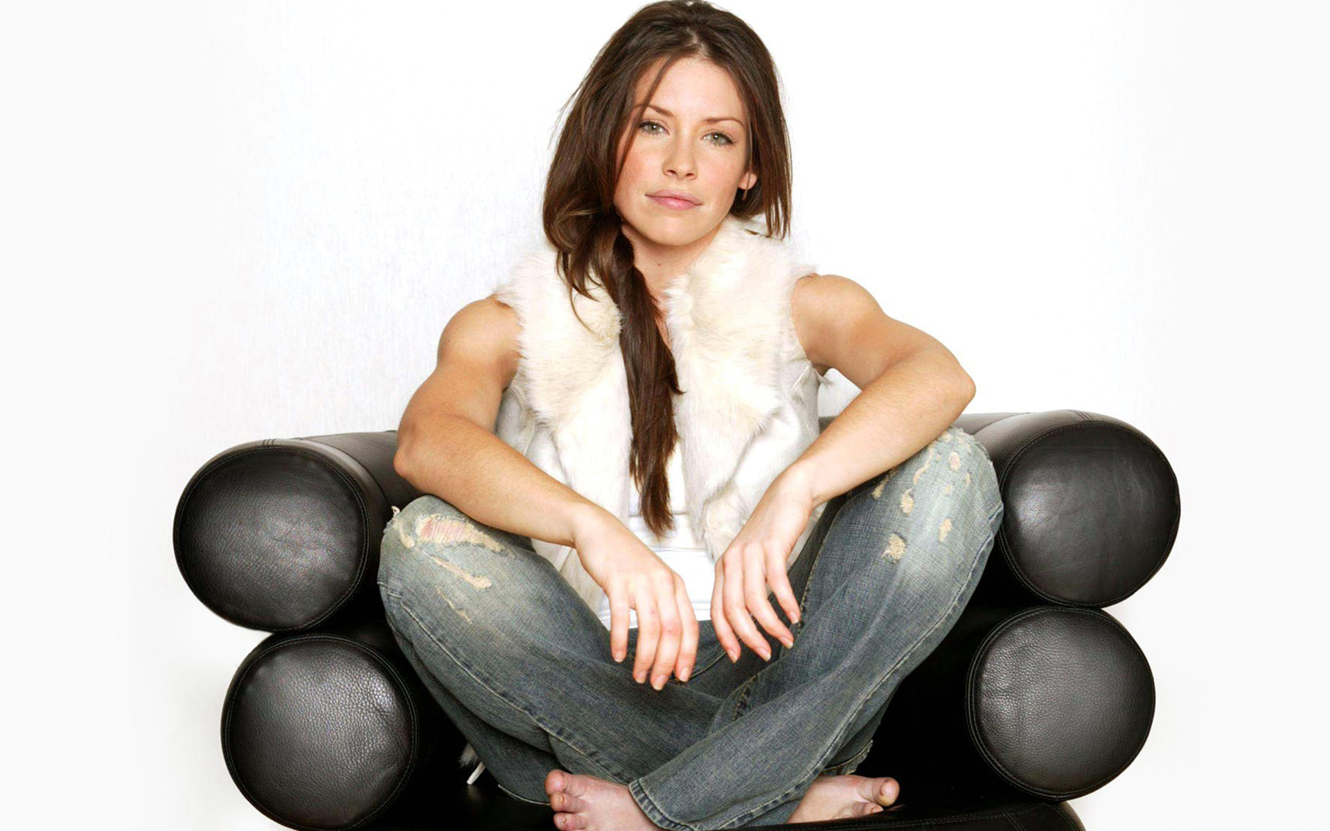 Evangeline Lilly 1920X1200 Wallpaper Evangeline Lilly Wall Paper 1920x1200