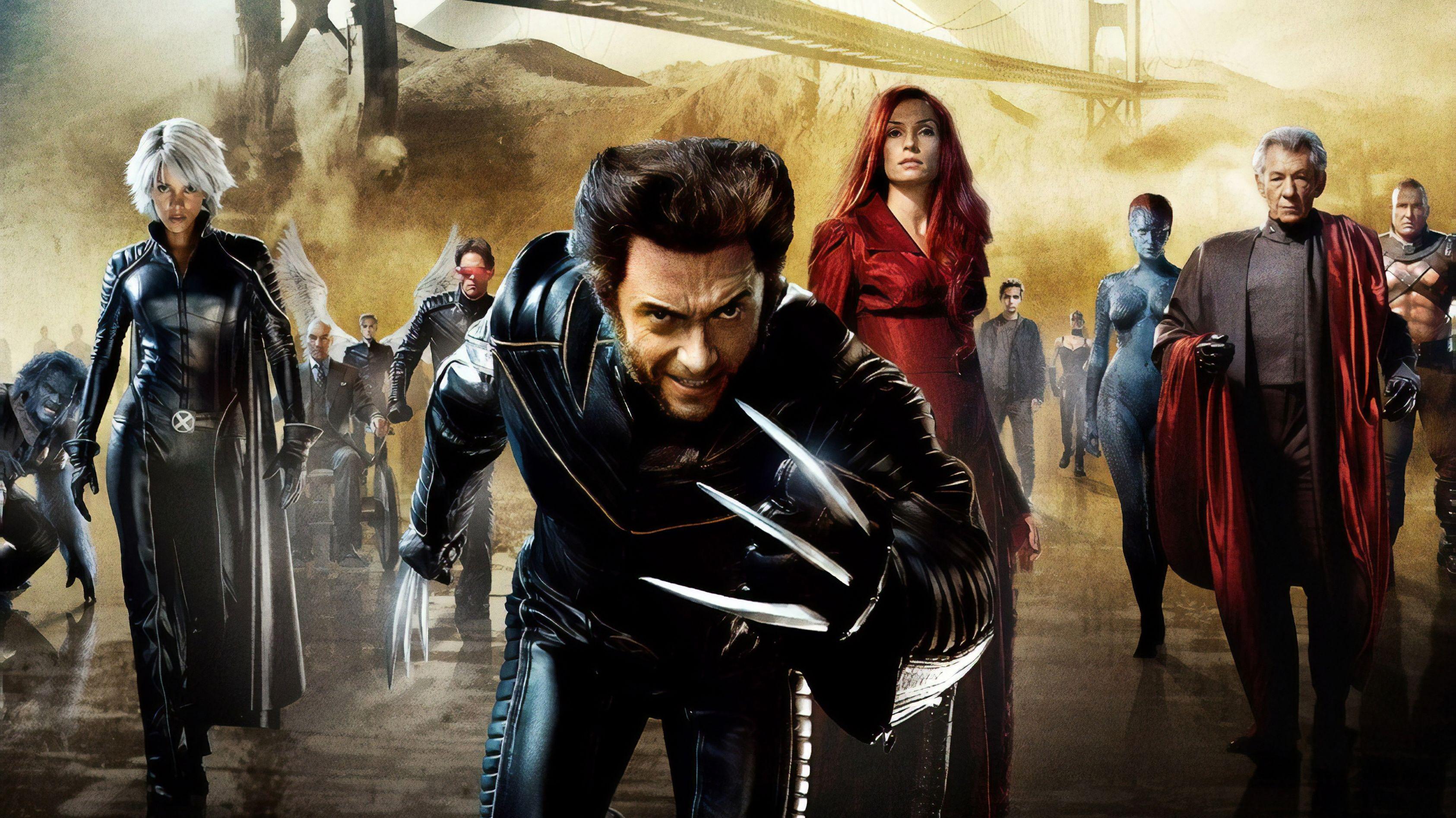 X Men Movie Wallpapers   Top X Men Movie Backgrounds 3372x1896