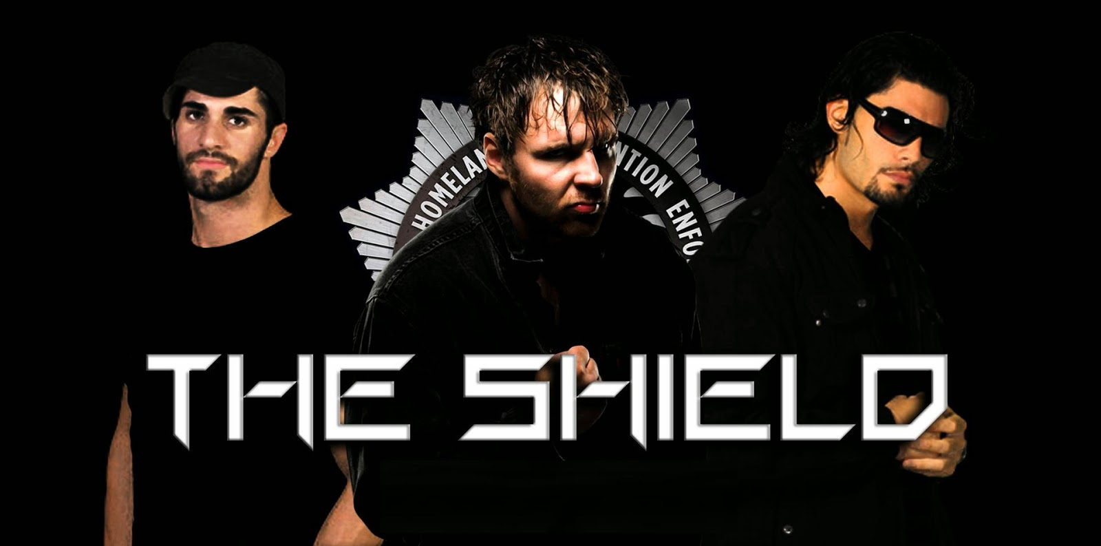 The Shield Hd Wallpapers Download WWE HD WALLPAPER FREE 1600x793