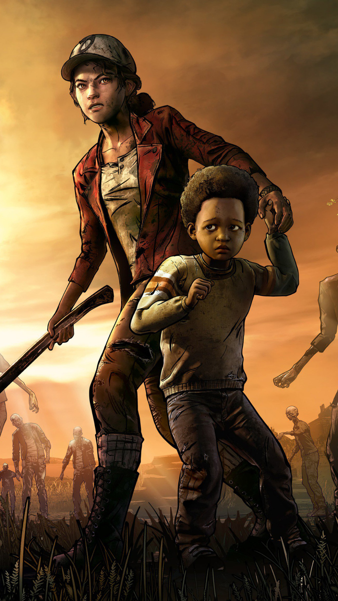 The Walking Dead Game Wallpaper 158 The Walking Dead Game 2020