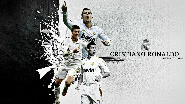 Free Download Cristiano Ronaldo Real Madrid Wallpaper 2012