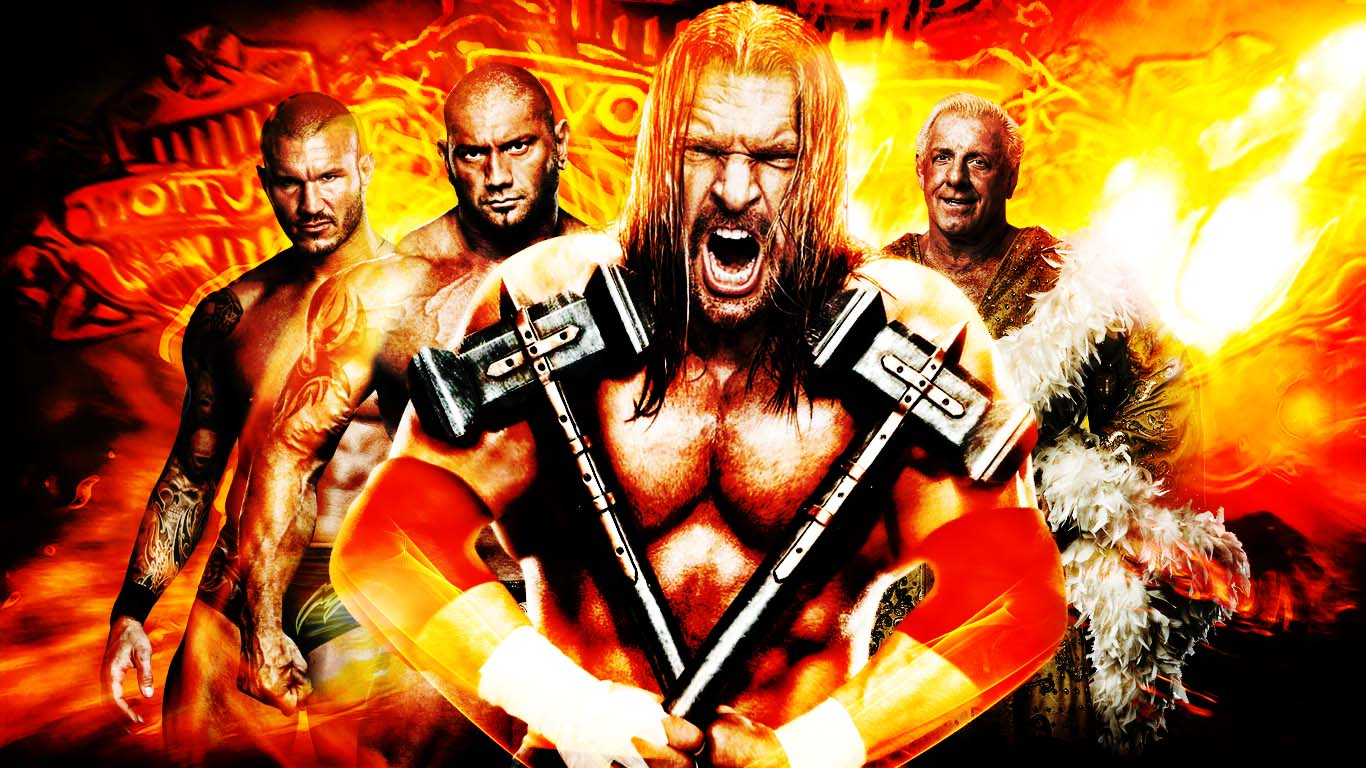 Ultimate WWE Wallpapers Topic   General Chat   SmacktalksOrg 1366x768