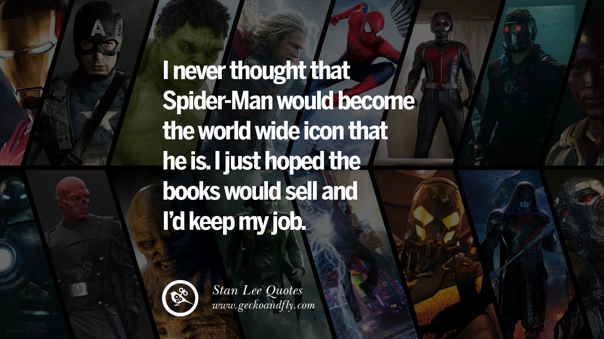 14 Best Stan Lee Quotes On Life Death Responsibility And Success 1920x1080