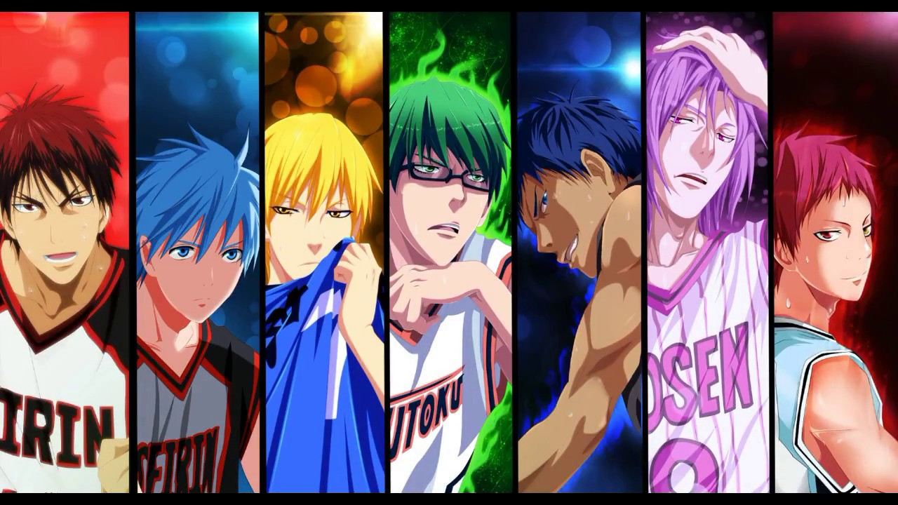 Wallpaper Download] Kurokos Basketball HD Wallpapers With 1280x720