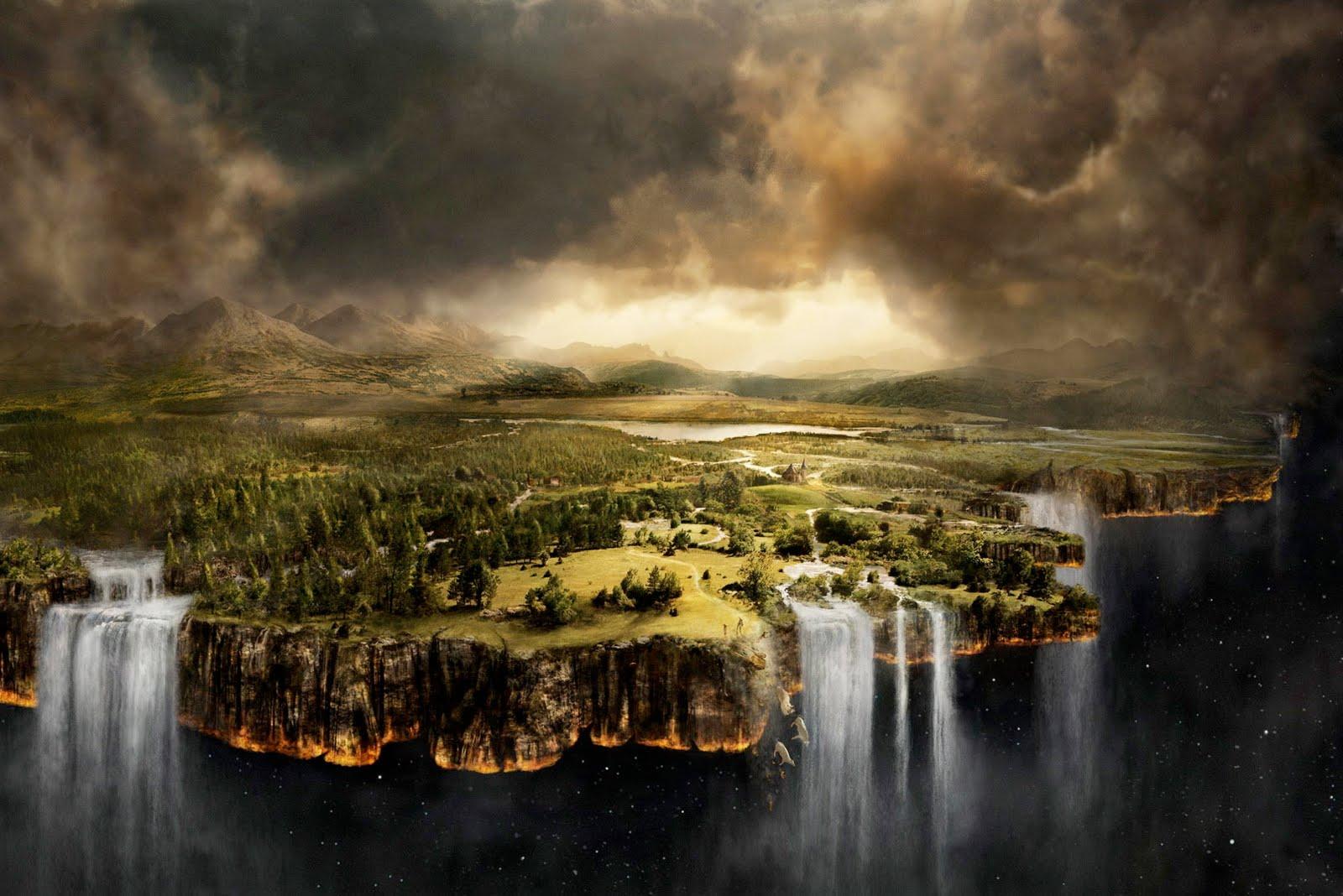 Fantasy 3D   Nature Wallpaper Hd Desktop Wallpaper 1600x1068
