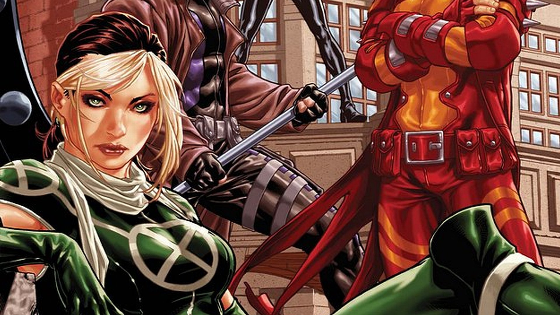 Rogue wallpapers   X Men Wallpaper 37073791 1920x1080