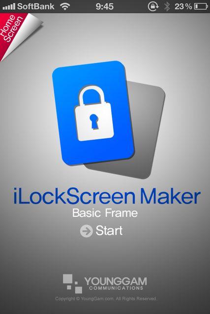 Lock Screen Maker Create a stylish lock screen easily 427x640