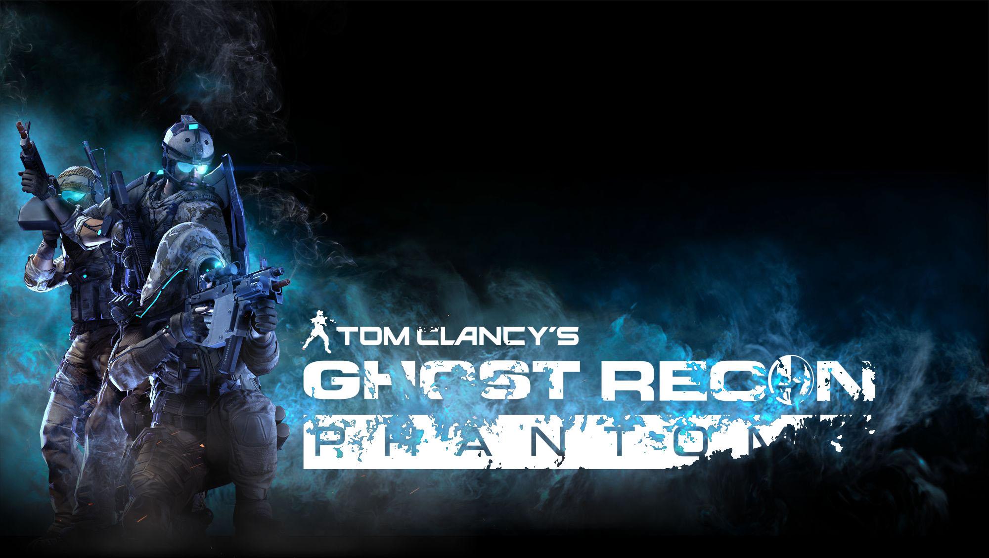Tom Clancys Ghost Recon Phantoms Wallpaper by RajivCR7 2000x1129